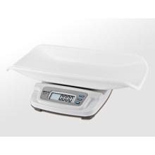 Balança eletrônica do bebê da escala do corpo 20kg