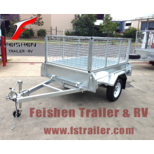 Welded Cage Trailer
