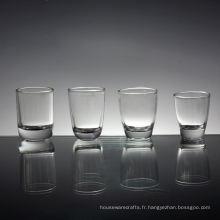 Série en gros de verre à boire de la FDA en vrac