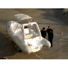 Optional Color Deluxe Series Inflatable Rib Boat, Rigid Inflatable Boat