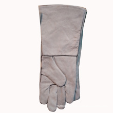 Natural Cowhide Split Leather Welding Gloves