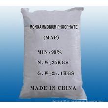 Fertilizante, 12-61-0, Fosfato de Mono Amônio, Mapa