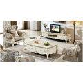 Европы деревянные дома мебель, Телевизор, мраморные журнальный столик (A302)