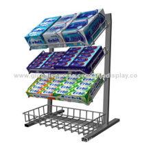 Metal rack for food