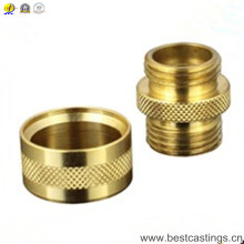 OEM Custom Precision Brass Casting with CNC Machining