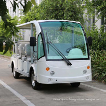 China Factory 14 Seater Sight que ve la venta eléctrica (DN-14)