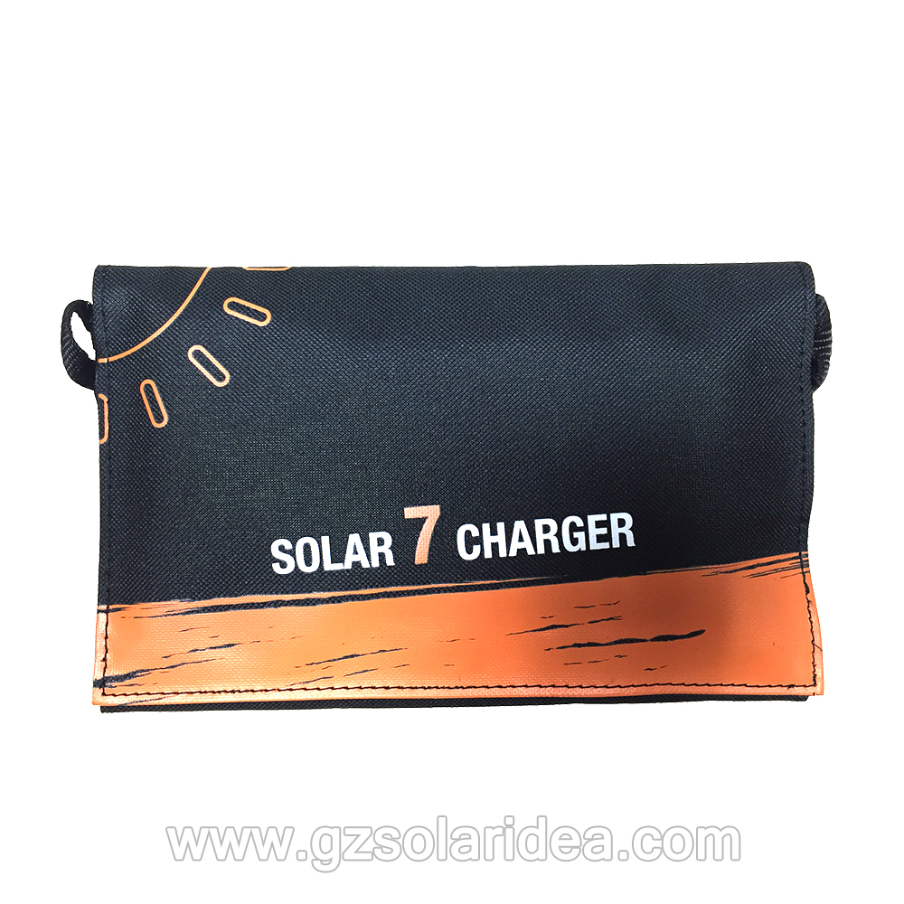 foldable solar panel charger