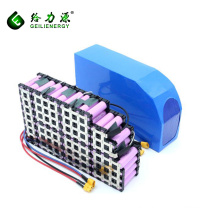 Custom high capacity rechargeable lithium electric bike battery 13ah 40ah 48v e bike battery