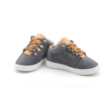 Blandning Färger Kids Casual Soft Shoelace Shoes