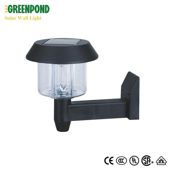 Classical Retro Waterproof Solar Wall Light