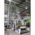 1200mm automatique trois couches co-extrusion FILM BLOWing machine