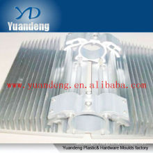 extrusion of aluminum