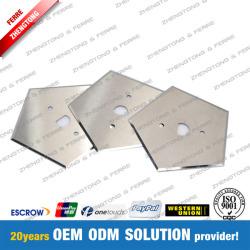 Tungsten Carbide Pentagon Blade with 5 Cutting Edges