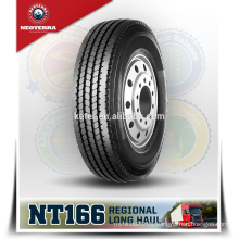 Neoterra truck tire 9r22.5 Special design of 4 lines for light truck tires in 17.5,19.5 tires