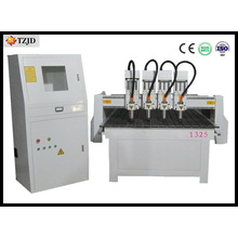 Heavy Duty Art Rilievo CNC Router with Multi Spindles