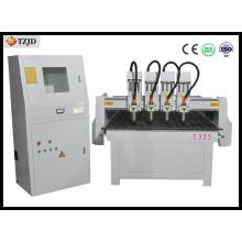 Roteador do CNC do Rilievo da arte resistente com multi eixos