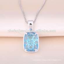 High Quality Crystal Pendant Custom Pendant imitation jewelry