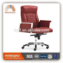 CM-B42BS-2 bureau directeur exécutif aluminium base bureau chaise mobilier de bureau au bureau