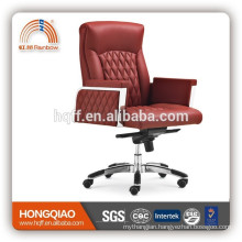 CM-B42BS-2 office director executive aluminum base office chair office furniture in office