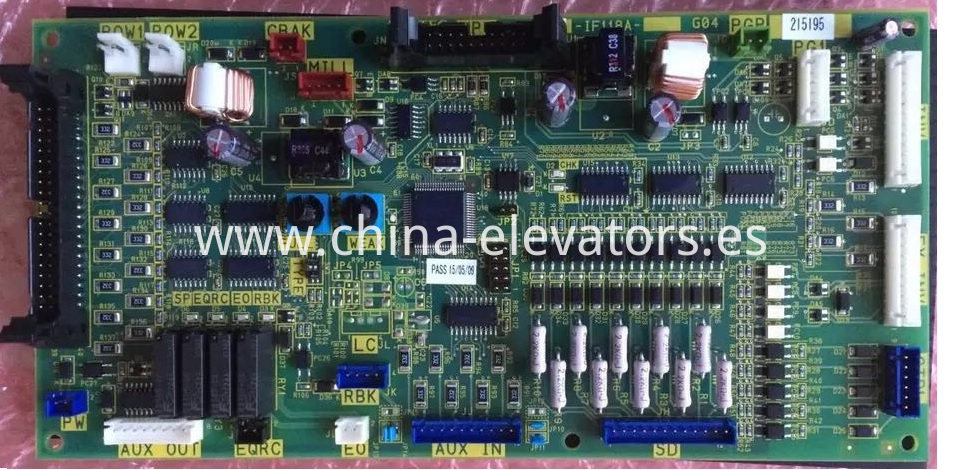 Fujitec Elevator IF118A Driving Board