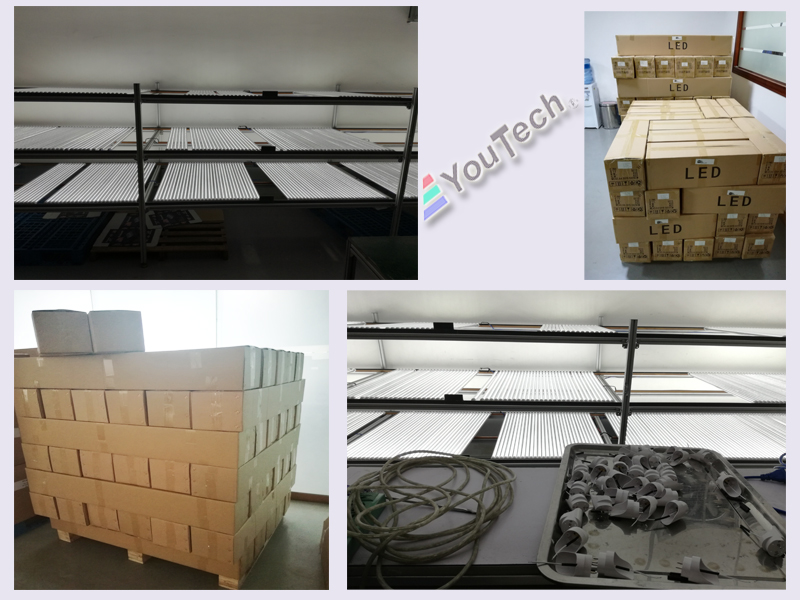 LED T8 900mm 14W packing