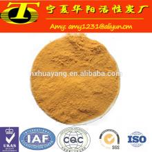 Indústria química PAC Polyaluminium chloride