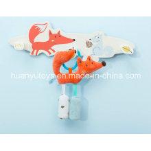 Завод поставок младенческой мягкой игрушки кольцо
