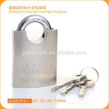 Ключ замка с защитой от скобы