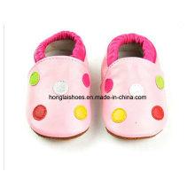 Design Style: Leder Baby Schuhe 01