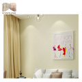 durable 3d woven vinyl wallpaper for home decoration