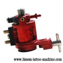 Rotary Tattoo Top Máquinas profesionales W5 rojo