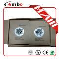 1000FT с выдвижной коробкой Китай Поставщик Bare Медный многожильный проводник 2C дуплексный провод