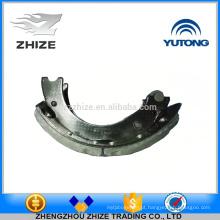 China fornecedor Yutong parte do ônibus 3502-00437 conjunto sapata do freio traseiro