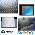 Stucco Aluminium Sheet/Plate with Five Bar