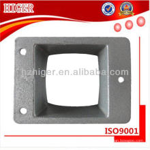 custom made aluminum sand casting switch part