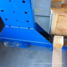 Pesilete de aço de carga pesada com braço