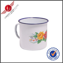 Decal Wholesale Enamel Cups Mugs