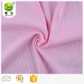 High quality polyester cotton chunky rib knit fabric