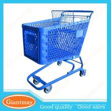 поиск продуктов пластичная вагонетка покупкы, большие корзины пластиковые-магазины