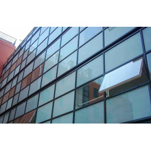 Estructura de acero Pared de cortina de aluminio