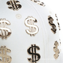 USD Metal $ Money Cap