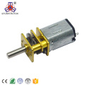 high speed and low noise 3v dc motor for lock