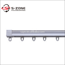 Competitive price pvc curtain rail