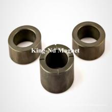 Bloc de ferrite, anneau, segment, aimant de cylindre