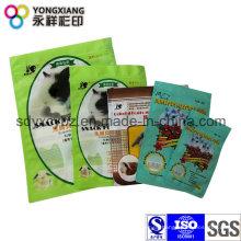 Plastikverpackung Haustierfutterbeutel