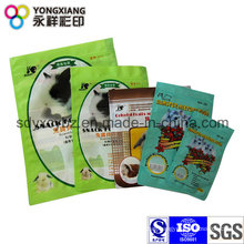 Plastic Packaging Pet Food Bag