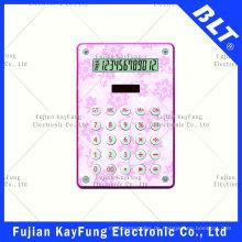 Taschenrechner mit 12 Stellen für Förderung (BT-533)