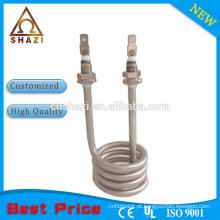 Clássico e quente vende 2014 personalizado bobina tubular aquecedor