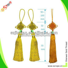 Chinese knot tassel Car strap Home decoration