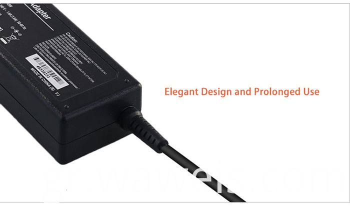 19.5V 3.34A laptop adapter